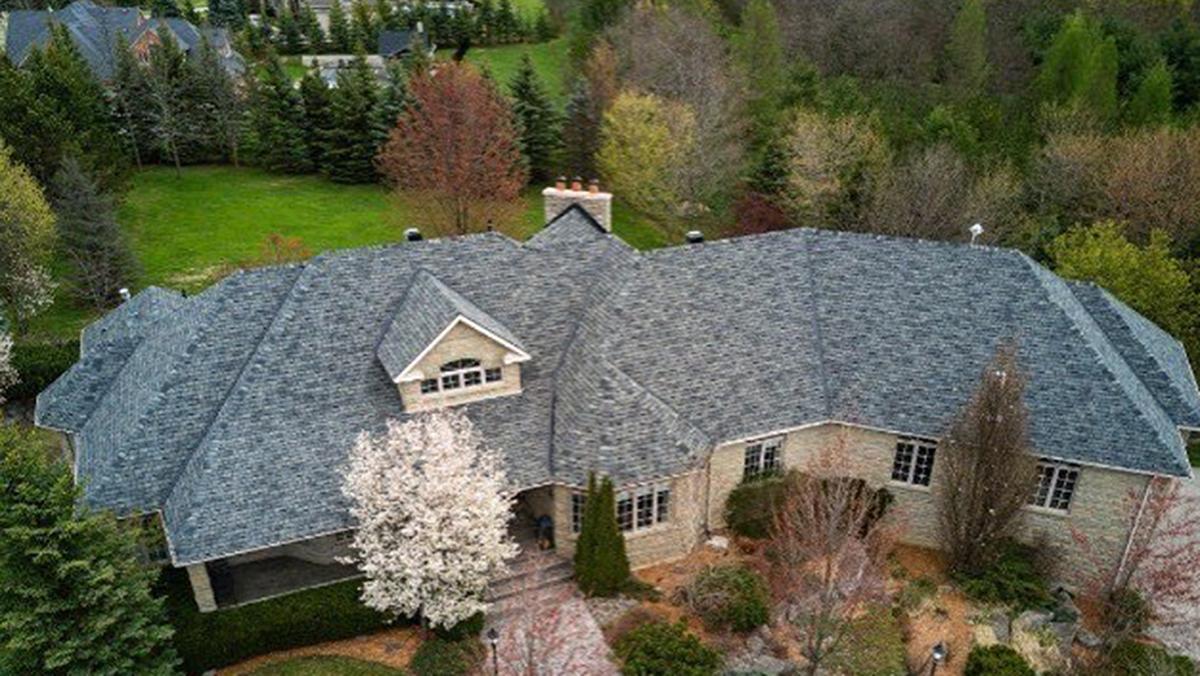 پوشش سقف شینگل MANOIR