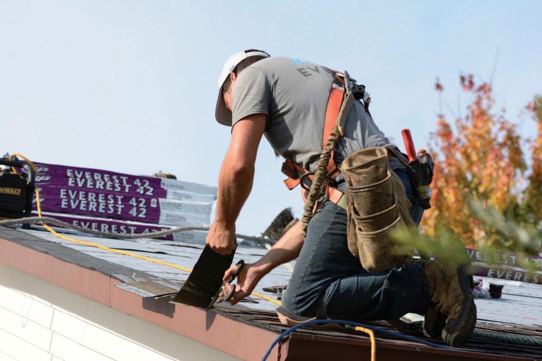 انواع پوشش سقف شینگل آسفالتی
