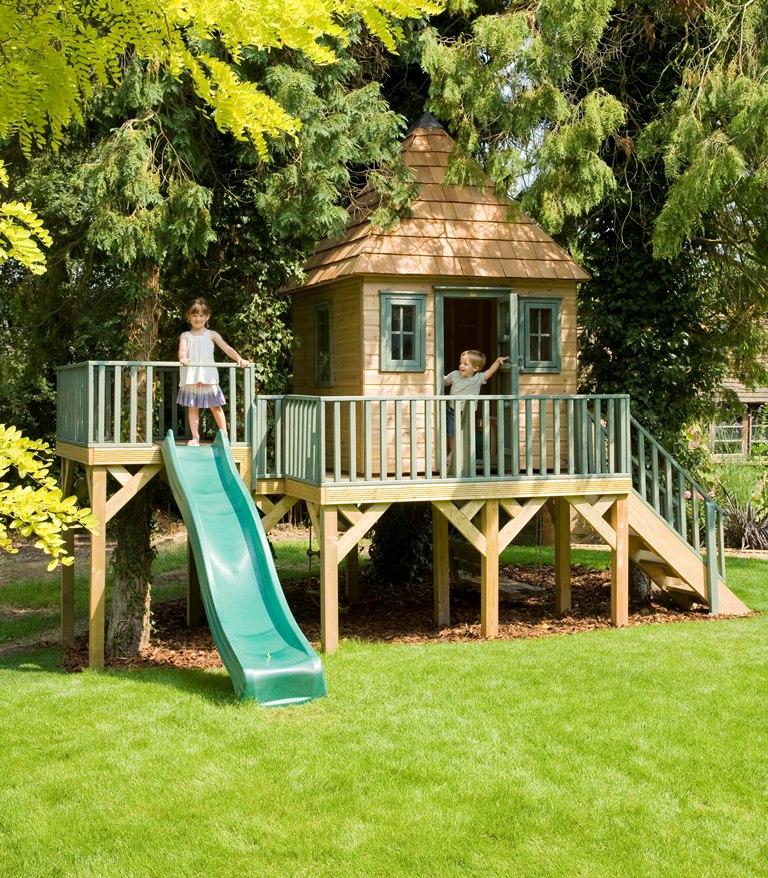 پوشش سقف شینگل امنیت محوطه سازی کودکان شما
