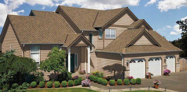 پوشش سقف شینگل آسفالتی