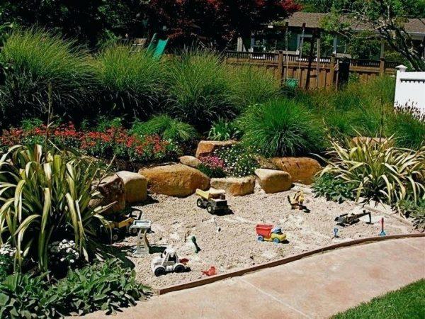 طراحی فضای ویلا و باغ مناسب کودکان